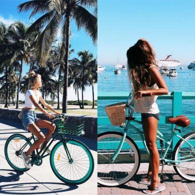 Встань с дивана! Самые стильные велосипеды для взрослых девочек
