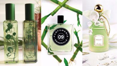 Зелени много не бывает: что такое зеленые ароматы?