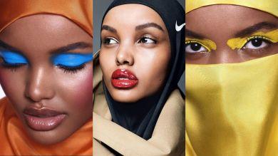 Блогер вхиджабеХалима Аден впервые в истории украсила обложку Allure