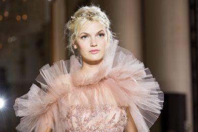 Beauty-образы Недели моды в Париже