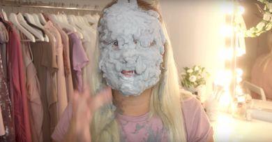 Почему эта бабл масказаставит тебя лопнуть со смеху?