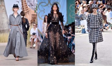 Тренды Недели моды в Париже
