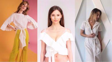 Как носить белый цвет: показывают украинские дизайнеры