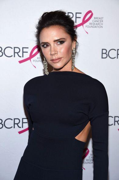 Виктория Бекхэм запускает вторую коллекцию макияжа с Estee Lauder