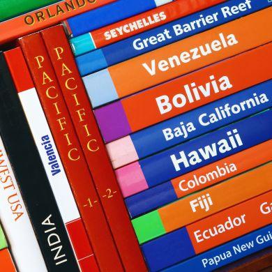 В мечтах об отпуске: лучшие книги о путешествиях