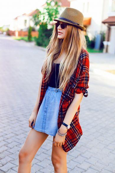 Джинсовая юбка летом: какую выбрать, чтобы создать идеальный look?