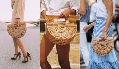 Модная сумка Cult Gaia