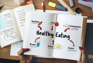 Книги о правильном питании:  топ 5 книг, которые помогут жить  вкусно