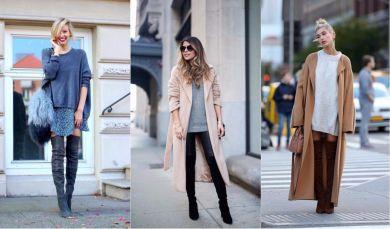 Ботфорты с чем носить