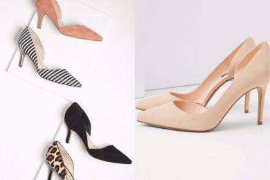 Модные туфли на осень