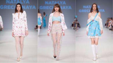 Тонкая натура: удивительная коллекция Natalya Grechanay весна-лето 2018