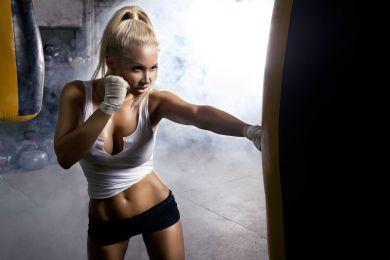 «Неженский» спорт: чему меня научили занятия боксом