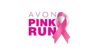 Avon pink run