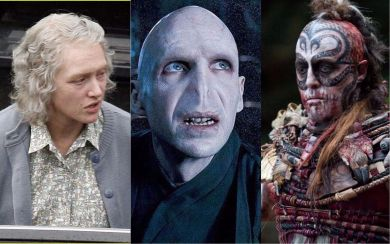 Кто здесь: как грим в кино изменил актеров до неузнаваемости