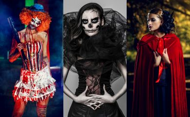 где купить костюм на хэллоуин