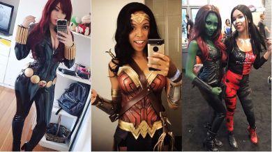 Суперженщина: 20 идей костюмов для Хэллоуин по мотивам супергероев