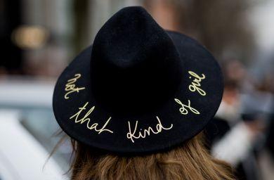 Шапки и шляпы