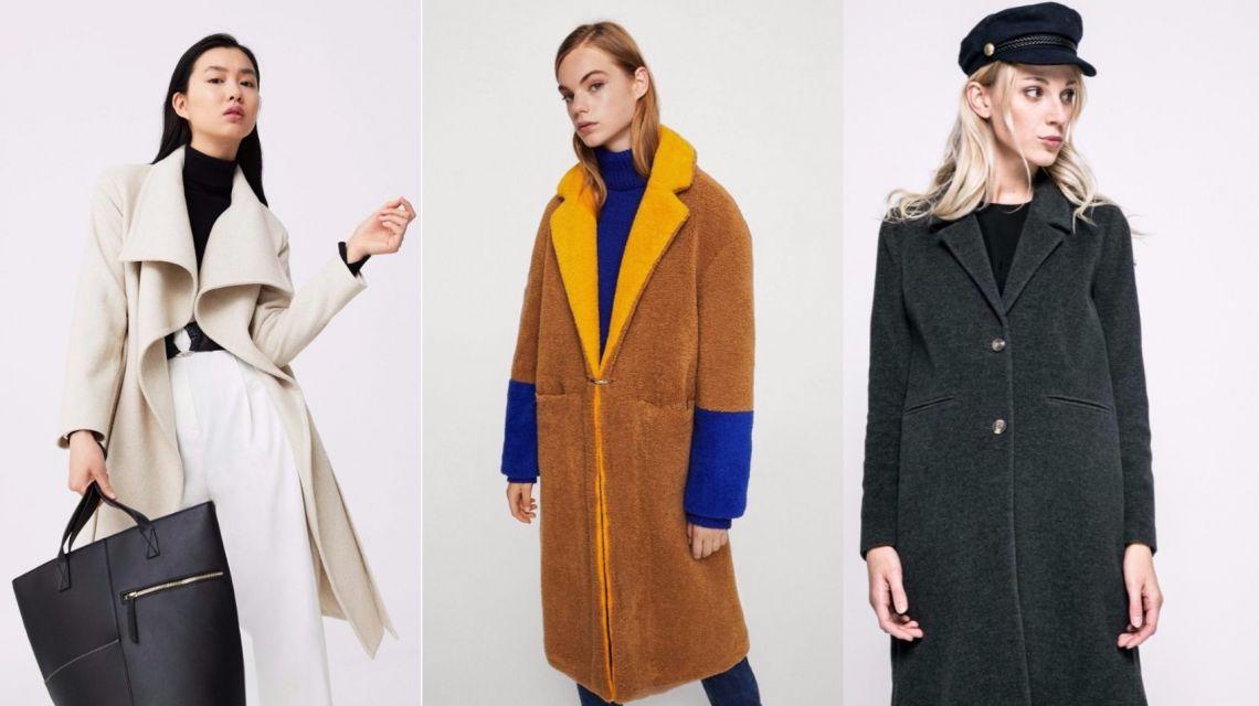 e5590eb9723 Модные пальто 2018  фасоны пальто зима 2018