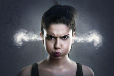 Колонка психолога: нужно ли сдерживать свой гнев?