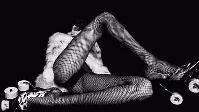 Новая рекламная кампания Yves Saint Laurent