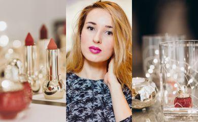 Precious Rocks: как сделать макияж с рождественской коллекцией Dior