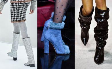 Обувь зима 2018