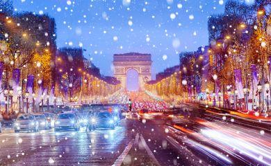 новогодние туры 2018 по Европе
