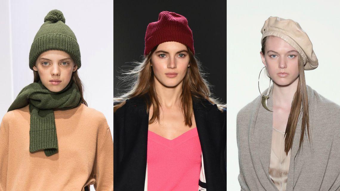 Модная модель шапки 2018