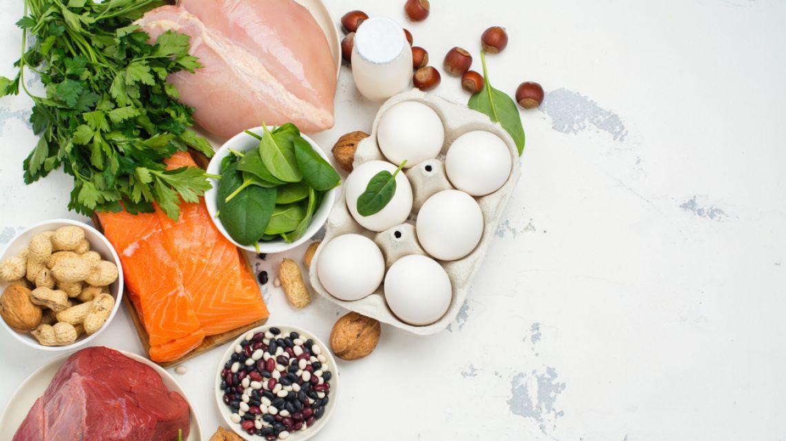 Белковая диета для похудения на неделю