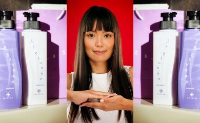 Волосы, как у японки: что нужно знать о космецевтике La Sionne?