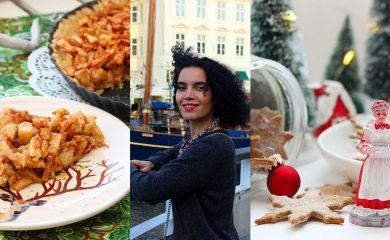 Колонкафуд-блогера: рождественская выпечка, от которой текут слюнки