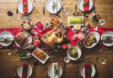 Колонка диетолога: как пережить Новый год и остаться в форме?