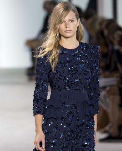 Анна Эверс показала модный макияж в рекламной кампании Chanel (ФОТО)