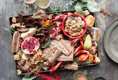 вегетарианские блюда на новый год 2018