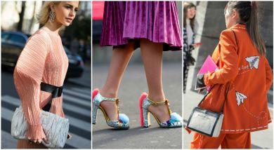 Самые эффектные street style образы с Недели моды в Париже (ФОТО)