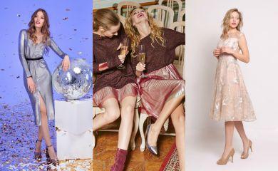 Топ-5 идеальных платьев на Новый год от украинских дизайнеров