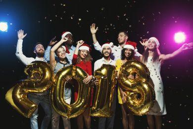 где отметить новый год 2018