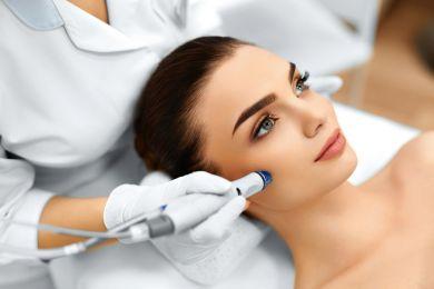 косметические процедуры в салоне