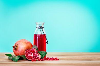 гранатовый сок польза