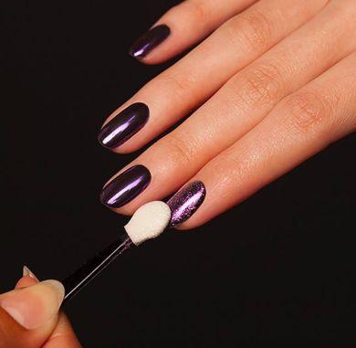 порошок для ногтей