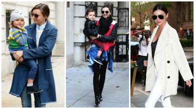 Какая она стильная: стильные street-style образы Миранды Керр