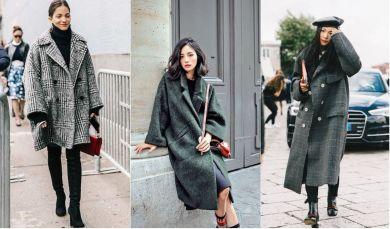 Оверсайз пальто: кому подходит и с чем носить