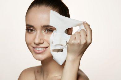 тканевые маски интенсивного действия