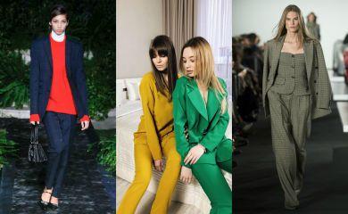 Не платьем единым: стильные брючные образы от украинских дизайнеров