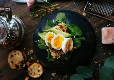 белковая диета меню