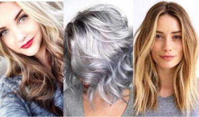 Окрашивание волос весна