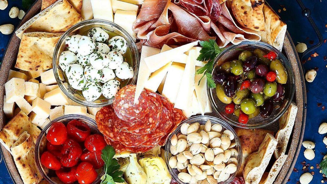 Средиземноморская диета завтрак