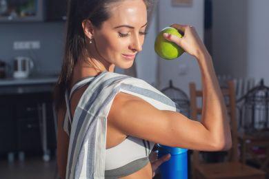 как нарастить мышечную массу