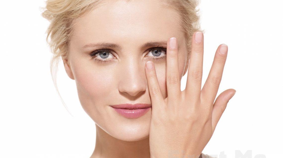 Как отбелить кожу вокруг глаз и осветлить круги под глазами