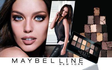 Maybelline представил палетку The Nudes, которую уже все хотят